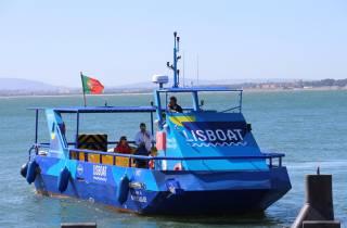 Lissabon: 48 Stunden Hop-On/Hop-Off-Bus und Bootsfahrt