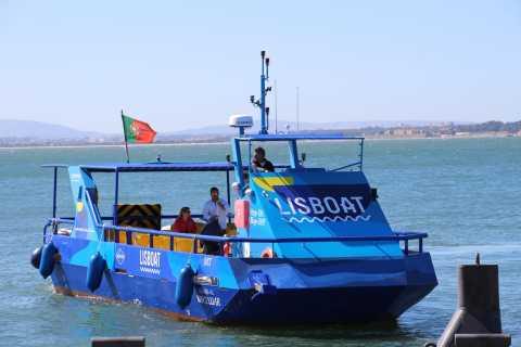 Lisbona: autobus turistico per 48 ore e crociera sul fiume