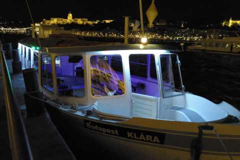 Budapest: 1-Hour Private Boat Cruise