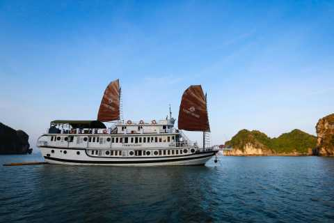 V'Spirit Cruise Halong Bay 3 Days 2 Nights Tour from Hanoi