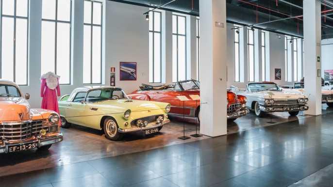 Málaga: ticket y entrada al Museo Automovilístico