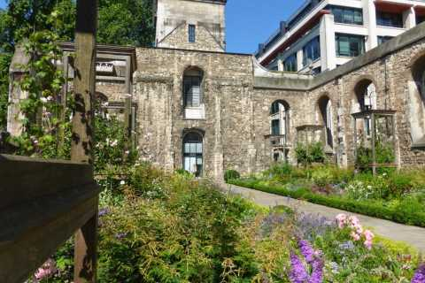 London: 3-Hour Sacred, Secret, Sanctuary Gardens & Ruins