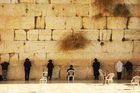 Jerusalem: Shabbat Walking Tour