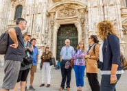 Mailand: Stadtrundgang und Teatro alla Scala