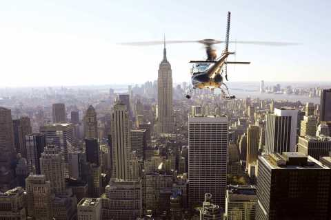 New York City: Privater Helikopterflug