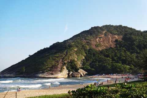 Rios beste skjulte strender Small Group Tour