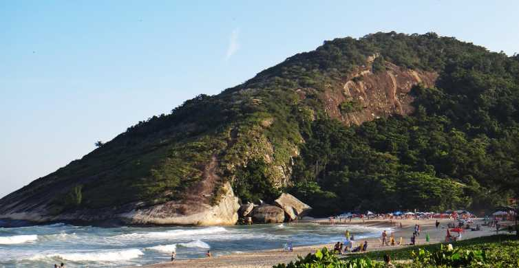 Rio's Best Hidden Beaches Small Group Tour