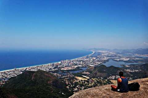 Rio: Pedra Bonita 4-timers fottur med gratis Flight Ramp-besøk