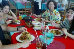 Tour pelo mercado e culinária mexicana com almoço em restaurante de praia