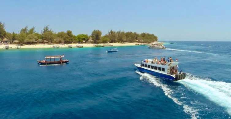 Bali and Gili Air: Fast Boat Transfers