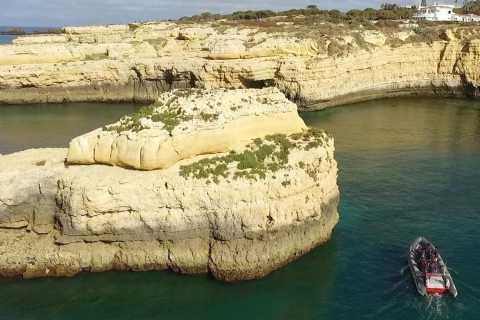 Algarve: Jeep Safari and Kayaking Tour