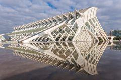 Valência: Ingresso para Museu das Ciências Príncipe Felipe