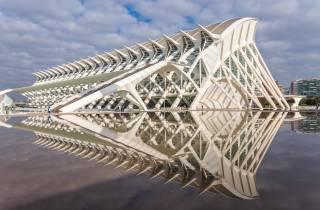 Valencia: Ticket für das Wissenschaftsmuseum Prinz Philip