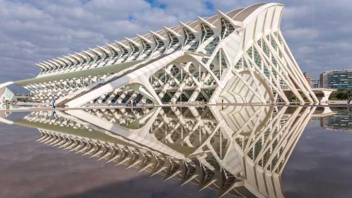 Valencia: Principe Felipe Science Museum Entry Ticket