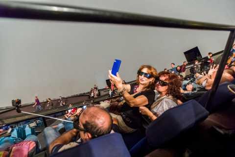 Cité des arts & des sciences, Valence: film 3D à Hemisfèric