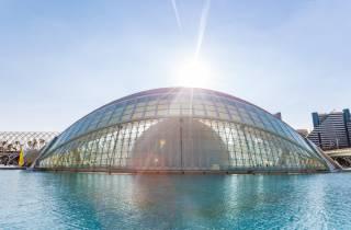 Valencia: Stadt der Künste & Wissenschaften – 3D-Film