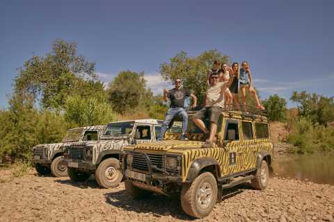 Central Algarve: 3.5-Hour Safari Experience