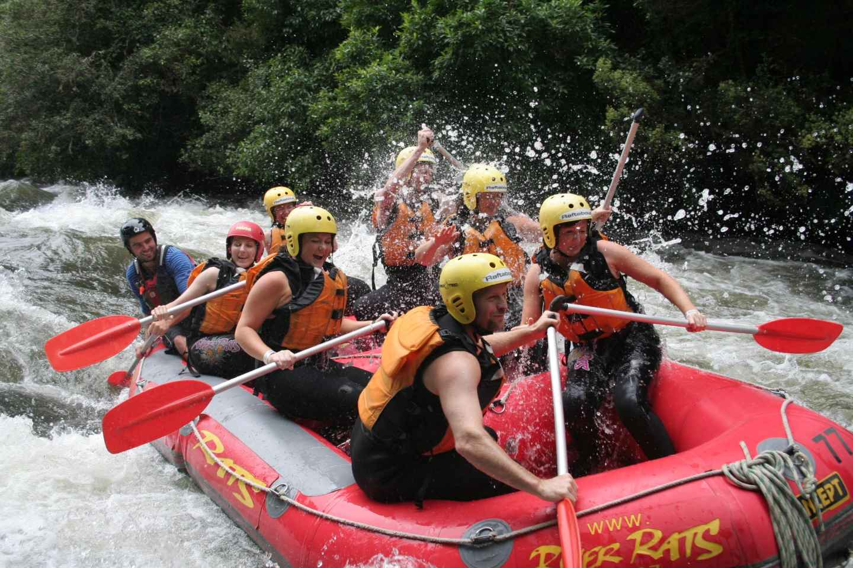 rafting in new zealand   brave the challenging rapids of rangitaiki