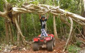Cancun Full–Day Extreme Adventure Tour