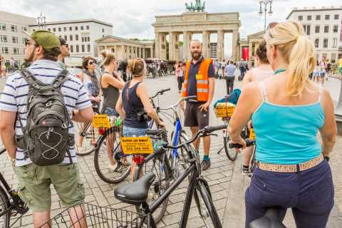Berlin Sights and Highlights Bike Tour