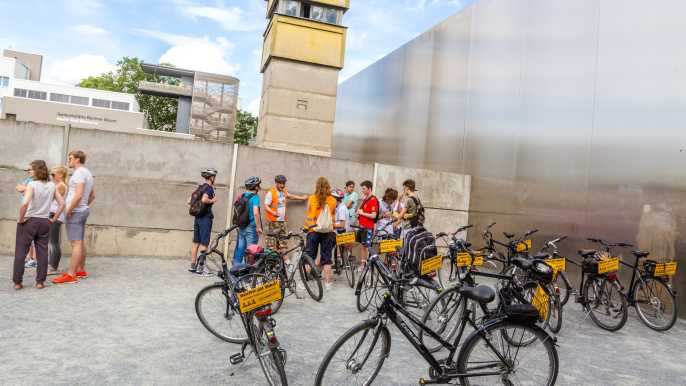 Berlin Wall & Cold War Bike Tour