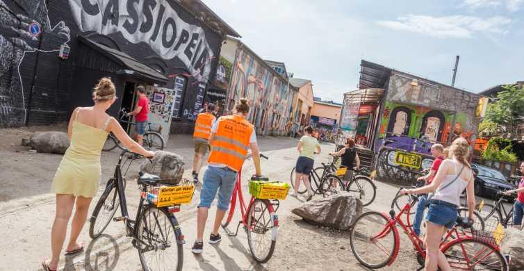 Alternative Berlin by Bike: Kreuzberg & Friedrichshain