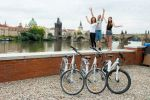 Prague Half-Day Electric Bike Rental