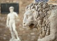 Accademia Galerie & Spaziergang durch Florenz