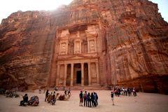 Petra: Traslado de Ida e Volta saindo de Amã