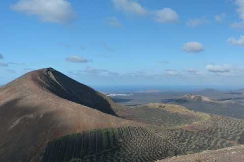 Lanzarote: La Geria Vineyards Hiking Tour
