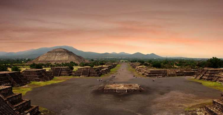 Teotihuacan 6-Hour Afternoon Tour
