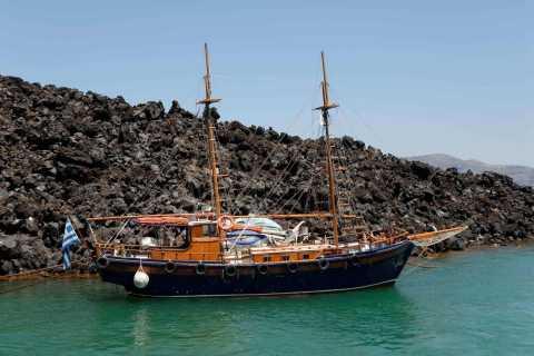 Santorini: tour a la caldera e isla de Thirassia