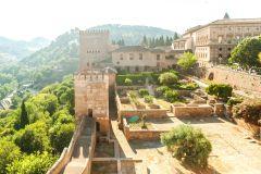 Granada: Excursão Alhambra e Generalife