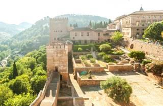 Alhambra & Generalife: Führung und Tickets
