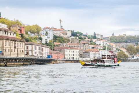 Porto: Ônibus Hop-On Hop-Off, Cruzeiro e Adega de Vinho
