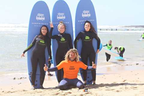 Ericeira: 2-Hour Surf Lesson