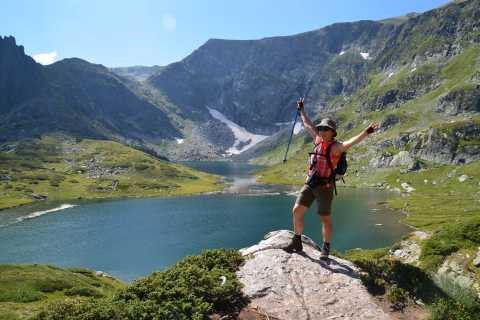 From Sofia: 7 Rila Lakes Hiking & Thermal Spa Day Tour