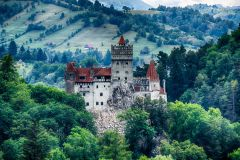 Bucareste: Castelo do Drácula, Peleș e Brașov Pequeno Grupo