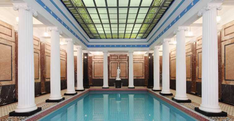 Russian Bath Experience in Sanduny Baths with Pickup Service