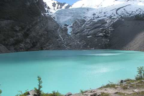 From El Chalten: Full-Day Cagliero Glacier Ice Trekking