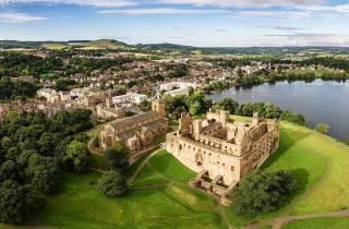 Ab Glasgow: Outlander, Paläste & Jacobiten-Tagestour