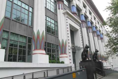 Londres: 3 horas Art Deco Taxi Tour