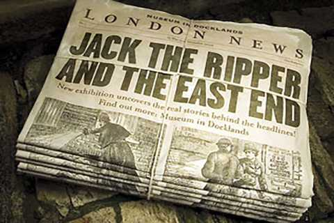 Jack the Ripper e East London Tour