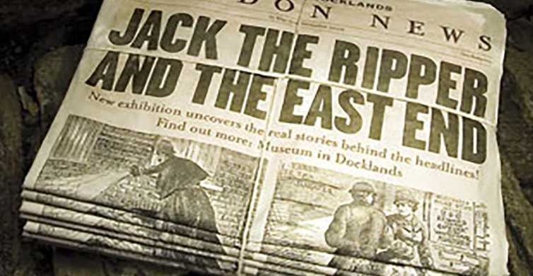 Jack the Ripper und East London Tour