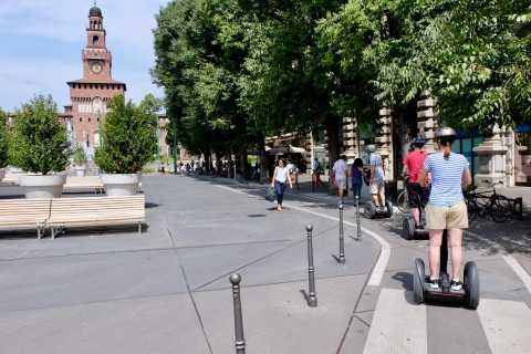 Milan: Historic 3.5-Hour Segway Tour - Morning
