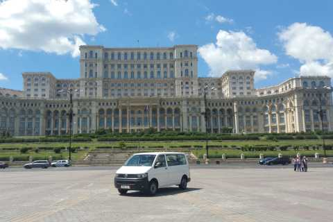 Bucharest 3–Hour Private City Tour