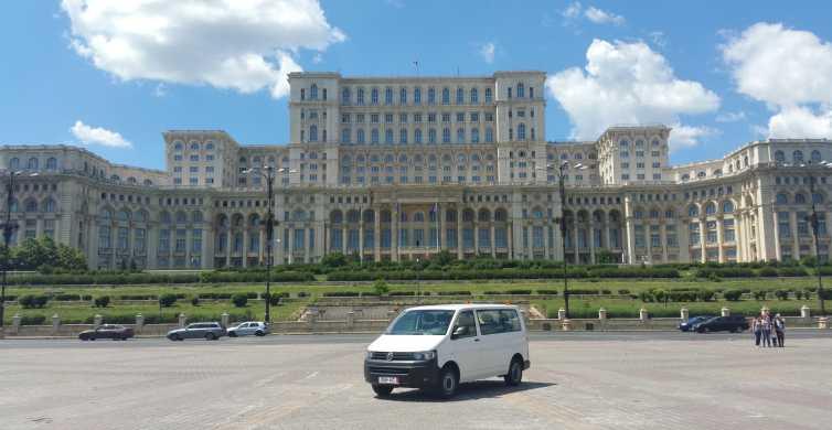 Bucarest Tour privado de 3 horas por la ciudad