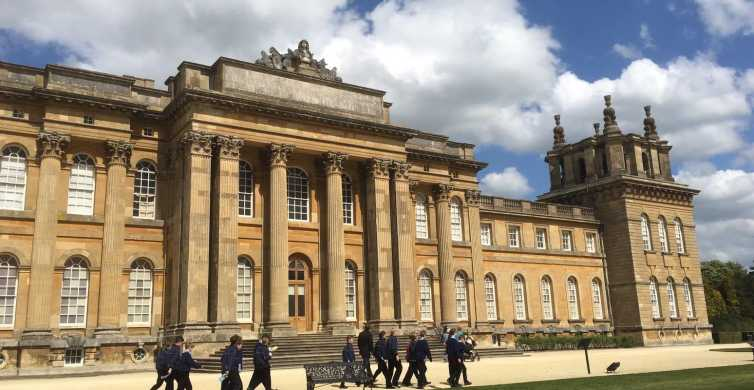 From Oxford: Blenheim Palace Guided Tour