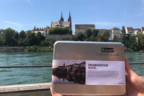 Basel: Abenteuer-Tour mit City Quiz