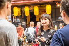 Tóquio: Aventura Gastronômica de Três Horas